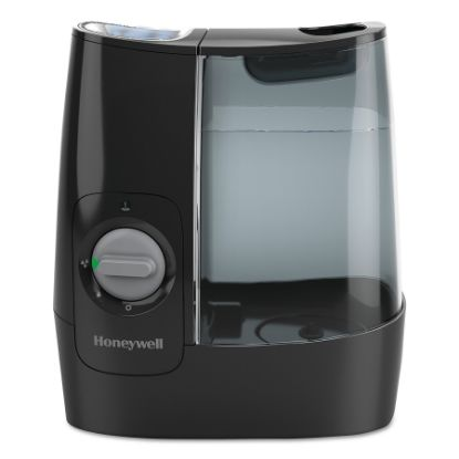 Picture of Filter Free Warm Mist Humidifier, 1 gal, 11.95w x 7.45d x 12.45h, Black