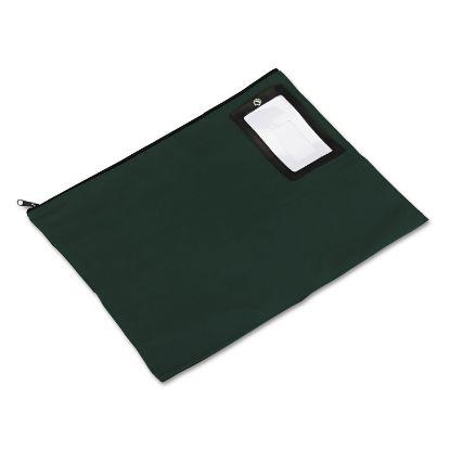 Picture of Flat Dark Green Transit Sack, 18w x 14h