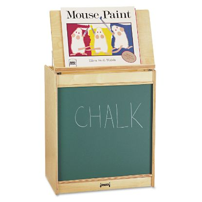 Picture of Big Book Easels, 24.5w x 15d x 20h, Green