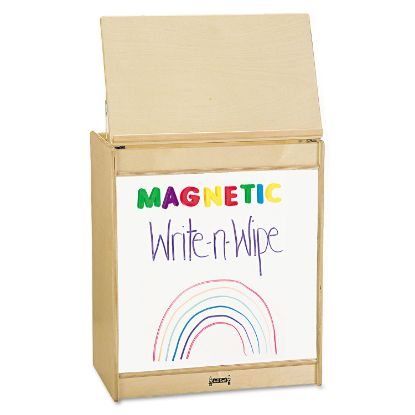 Picture of Big Book Easels, 24.5w x 15d x 20h, White