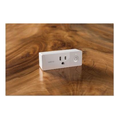 "Picture of Mini Smart Plug, 2.4"" x 3.8"" x 1.4"", 120 V"