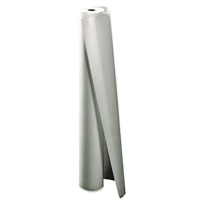 """Picture of Caprice Paper Tablecover, Roll, 40"""" x 300ft, White"""