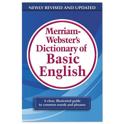 Picture of Dictionary of Basic English, Paperback, 800 Pages