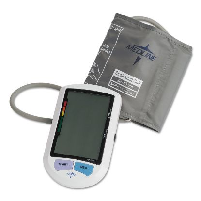 Picture of Automatic Digital Upper Arm Blood Pressure Monitor, Small Adult Size