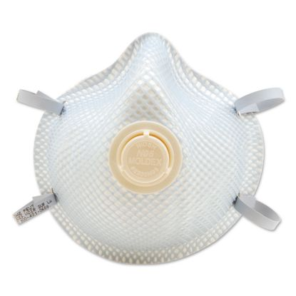 Picture of 2300N95 Series Particulate Respirator, Half-Face Mask, Medium/Large, 10/Box