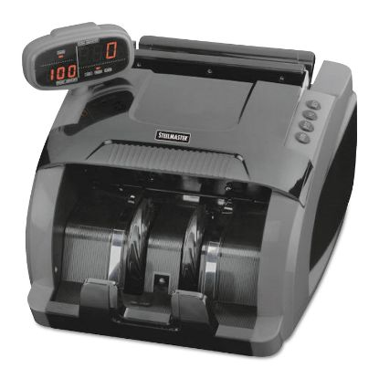 Picture of 4800 Currency Counter, 1080 Bills/Min, 9 1/2 x 11 1/2 x 8 3/4, Charcoal Gray