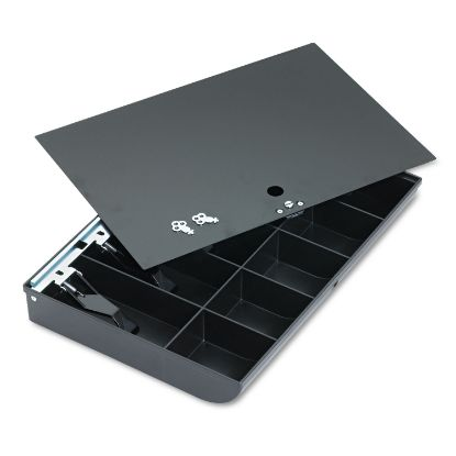 Picture of Cash Drawer Replacement Tray, Black