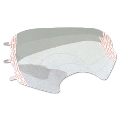Picture of 6000 Series Full-Facepiece Respirator-Mask Faceshield Cover, Clear