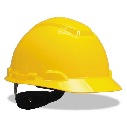 Picture of H-700 Series Hard Hat with Four Point Ratchet Suspension, Yellow