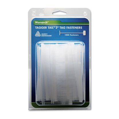 """Picture of Tagger Tail Fasteners, Polypropylene, 2"""" Long, 1,000/Pack"""