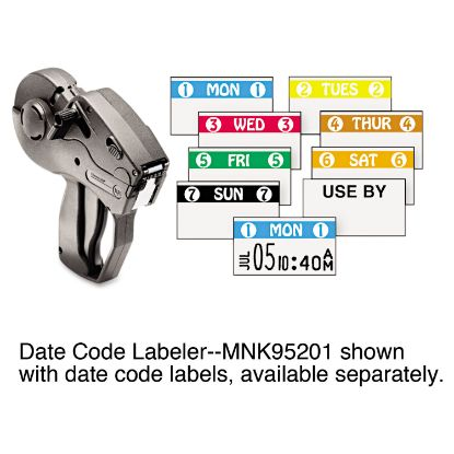 Picture of Pricemarker, Model 1131, 1-Line, 8 Characters/Line, .44 x .78 Label Size