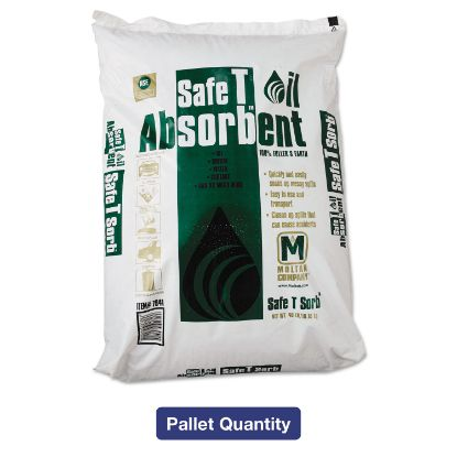 Picture of All-Purpose Clay Absorbent, 40lb, Poly-Bag, 50/Pallet
