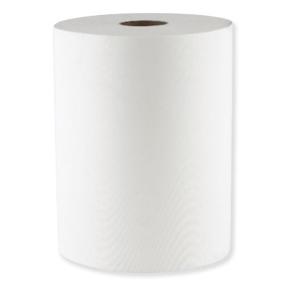 """Picture of 10 Inch TAD Roll Towels, 10"""" x 700 ft, White, 6/Carton"""