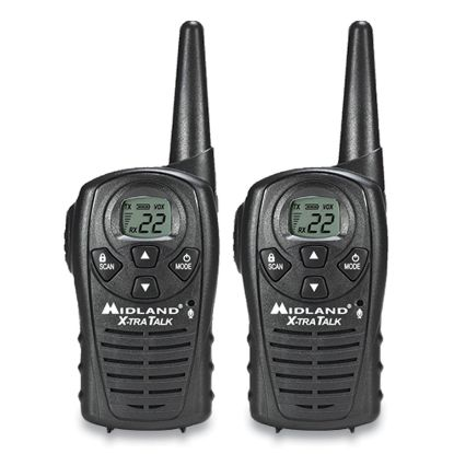 Picture of LXT118VP Two-Way Radio, 22 Channels