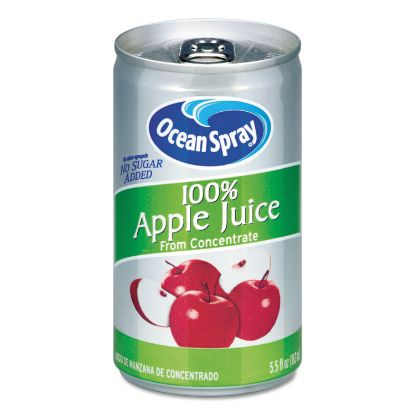 Picture of 100% Juice, Apple, 5.5 oz Can