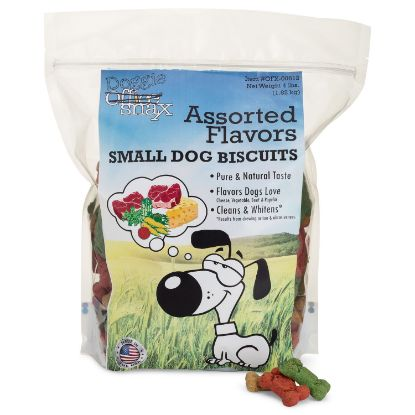 Picture of Doggie Biscuits, Assorted, 4 lb Bag