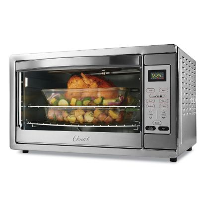 Picture of Extra Large Digital Countertop Oven, 21.65 x 19.2 x 12.91, Stainless Steel