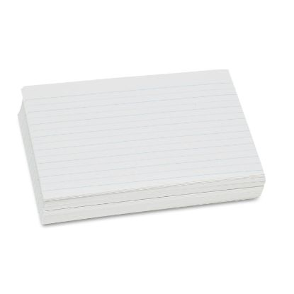 """Picture of Alternate Dotted Newsprint Paper, 1"""" Two-Sided Long Rule, 8.5 x 11, 500/Pack"""