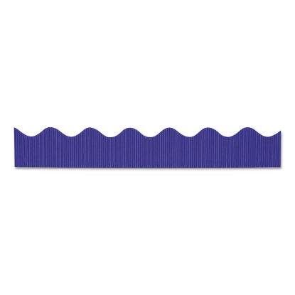 "Picture of Bordette Decorative Border, 2 1/4"" x 50 ft, Royal Blue, 1 roll"
