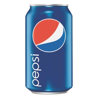 Picture of Cola, 12 oz Soda Can, 24/Pack