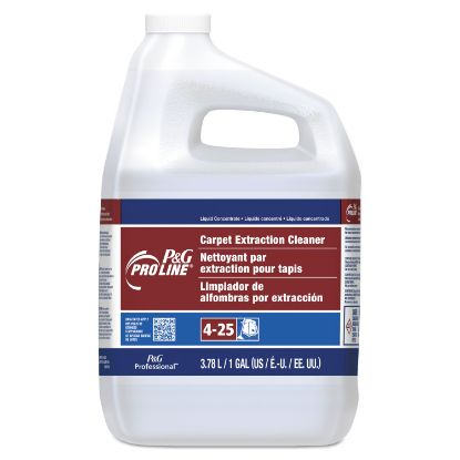 Picture of #25 Carpet Extraction Cleaner, Peach Scent, 1 Gallon Bottle, 4/Carton