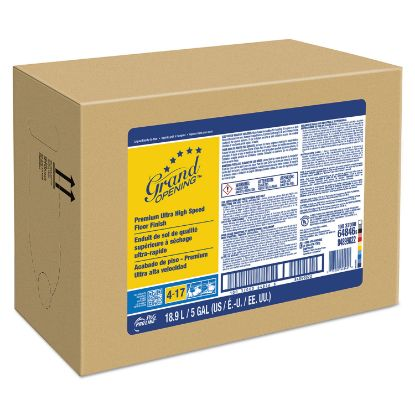 Picture of #17 Grand Opening Ultra High Speed Floor Finish, 5 Gallon Bag-in-Box