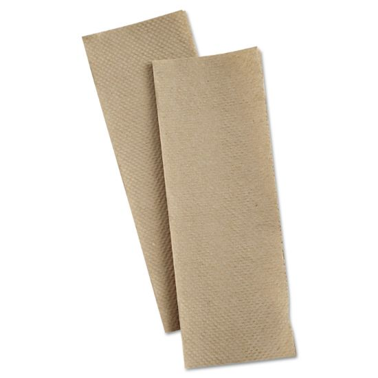 Picture of Multifold Paper Towels, 9 1/4 x 9 1/2, Natural, 250/Pack
