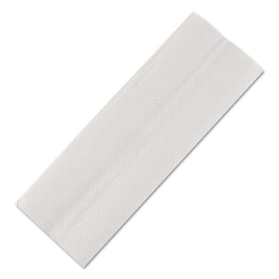 Picture of C-Fold Paper Towels, 10 1/10 x 13 1/5, White, 150/Pack