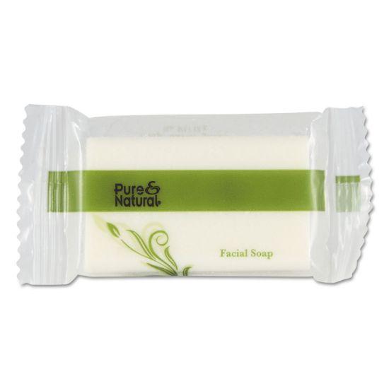Picture of Body & Facial Soap, # 3/4, Fresh Scent, White 1000/Carton