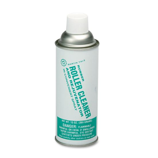 Picture of Rubber Roller Cleaner for Martin Yale Folders, 13-oz. Spray Can