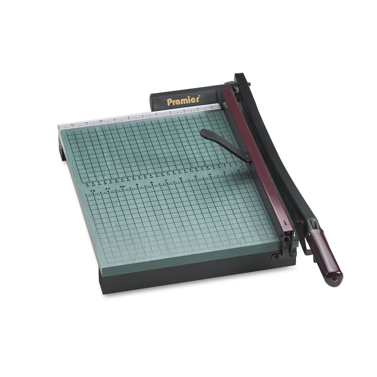 """Picture of StakCut Paper Trimmer, 30 Sheets, Wood Base, 12 7/8"""" x 17-1/2"""""""