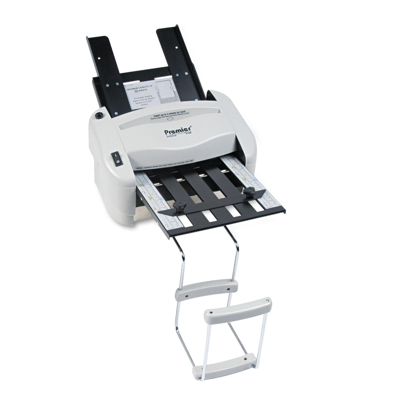 Picture of Model P7400 RapidFold Light-Duty Desktop AutoFolder, 4000 Sheets/Hour