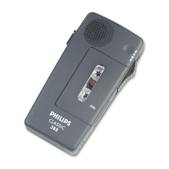 Picture of Pocket Memo 388 Slide Switch Mini Cassette Dictation Recorder