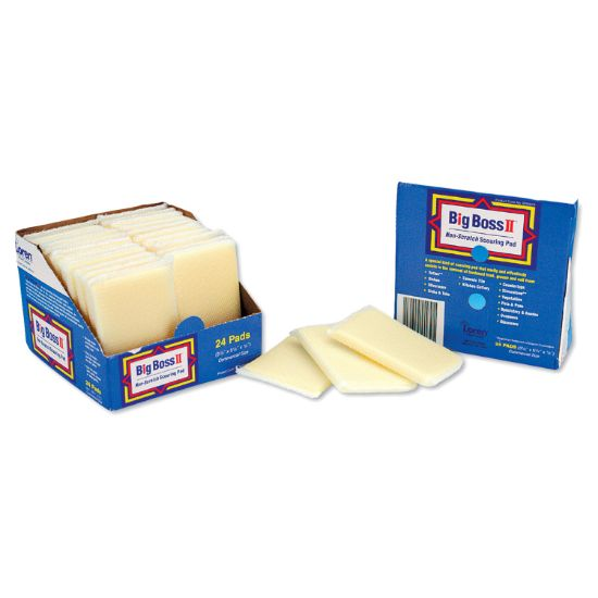 Picture of Non-Scratch Scouring Pads, 3 1/2 x 5 1/2