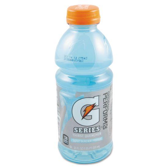 Picture of G-Series Perform 02 Thirst Quencher, Glacier Freeze, 20 oz Bottle, 24/Carton