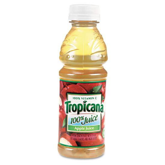 Picture of 100% Juice, Apple, 10oz Bottle, 24/Carton
