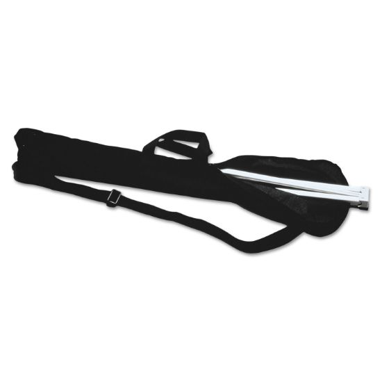 Picture of Display Easel Carrying Case, 38 1/5w x 1 1/2d x 6 1/2h, Nylon, Black
