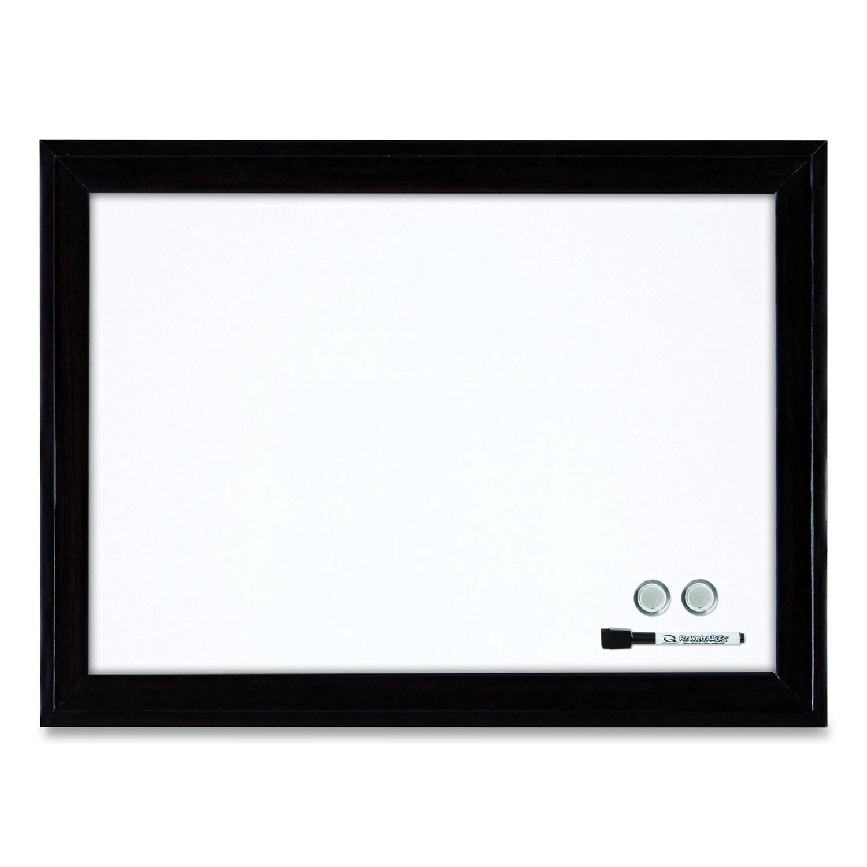Picture of Basics Cork Bulletin Board, 24 x 18, Silver Aluminum Frame