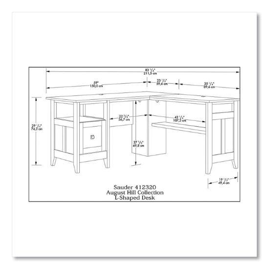 Picture of Basics Cork Bulletin Board, 72 x 48, Silver Aluminum Frame