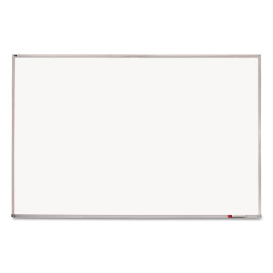 Picture of Melamine Whiteboard, Aluminum Frame, 72 x 48