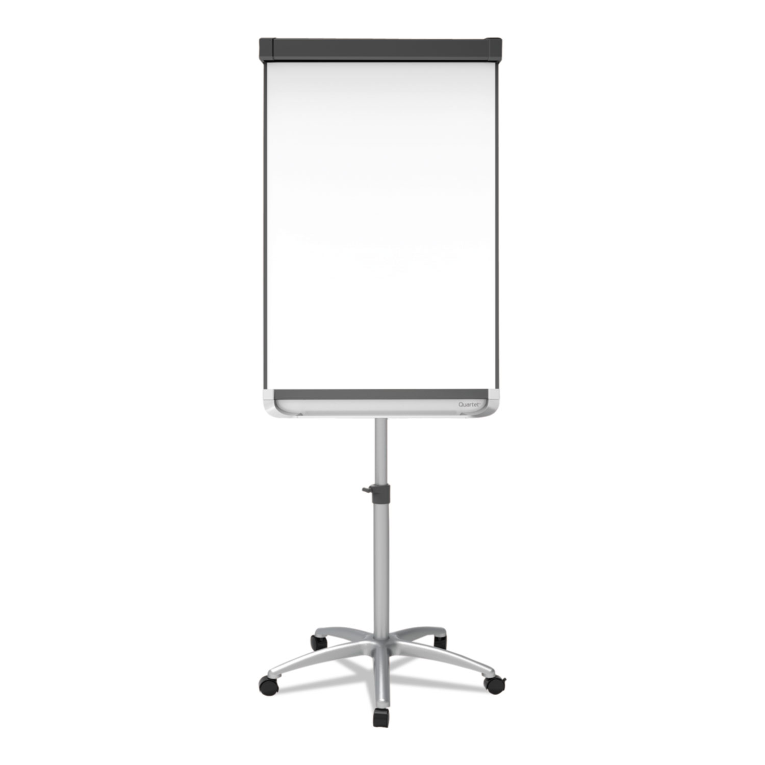 Picture of Prestige 2 Mobile Presentation Easel,  3 ft x 2 ft, Silver/White