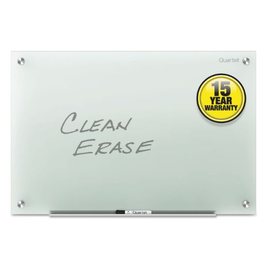 Picture of Infinity Glass Marker Board, Frosted, 96 x 48