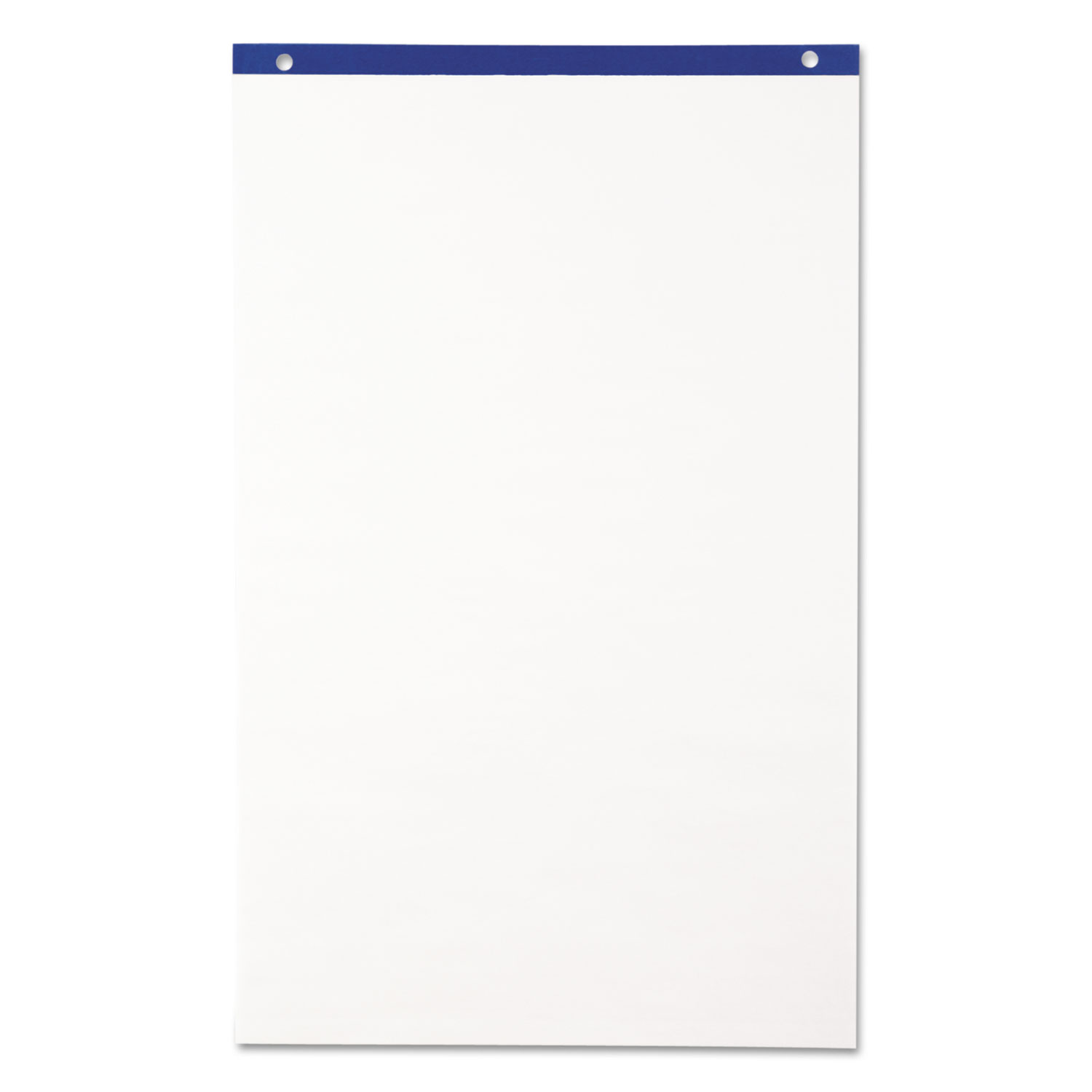 Picture of Conference Cabinet Flipchart Pad, 21 x 33.75, White, 50 Sheets, 4/Carton