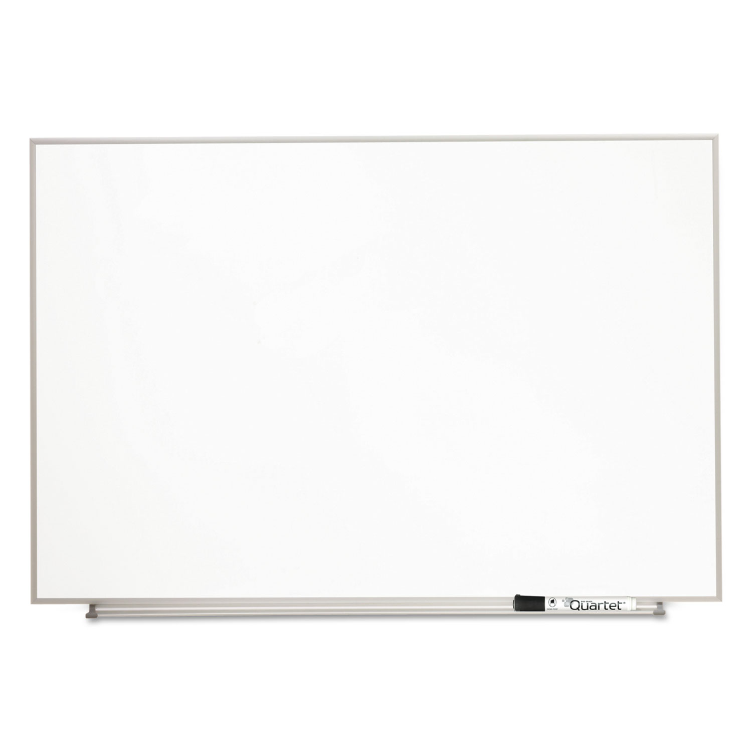 Picture of Matrix Magnetic Boards, Painted Steel, 23 x 16, White, Aluminum Frame