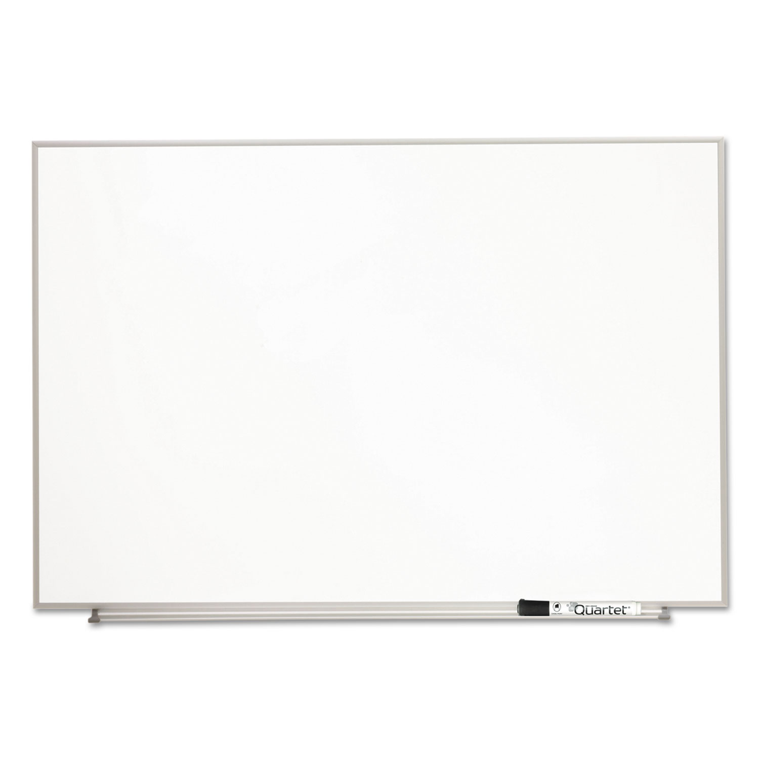 Picture of Matrix Magnetic Boards, Painted Steel, 48 x 31, White, Aluminum Frame