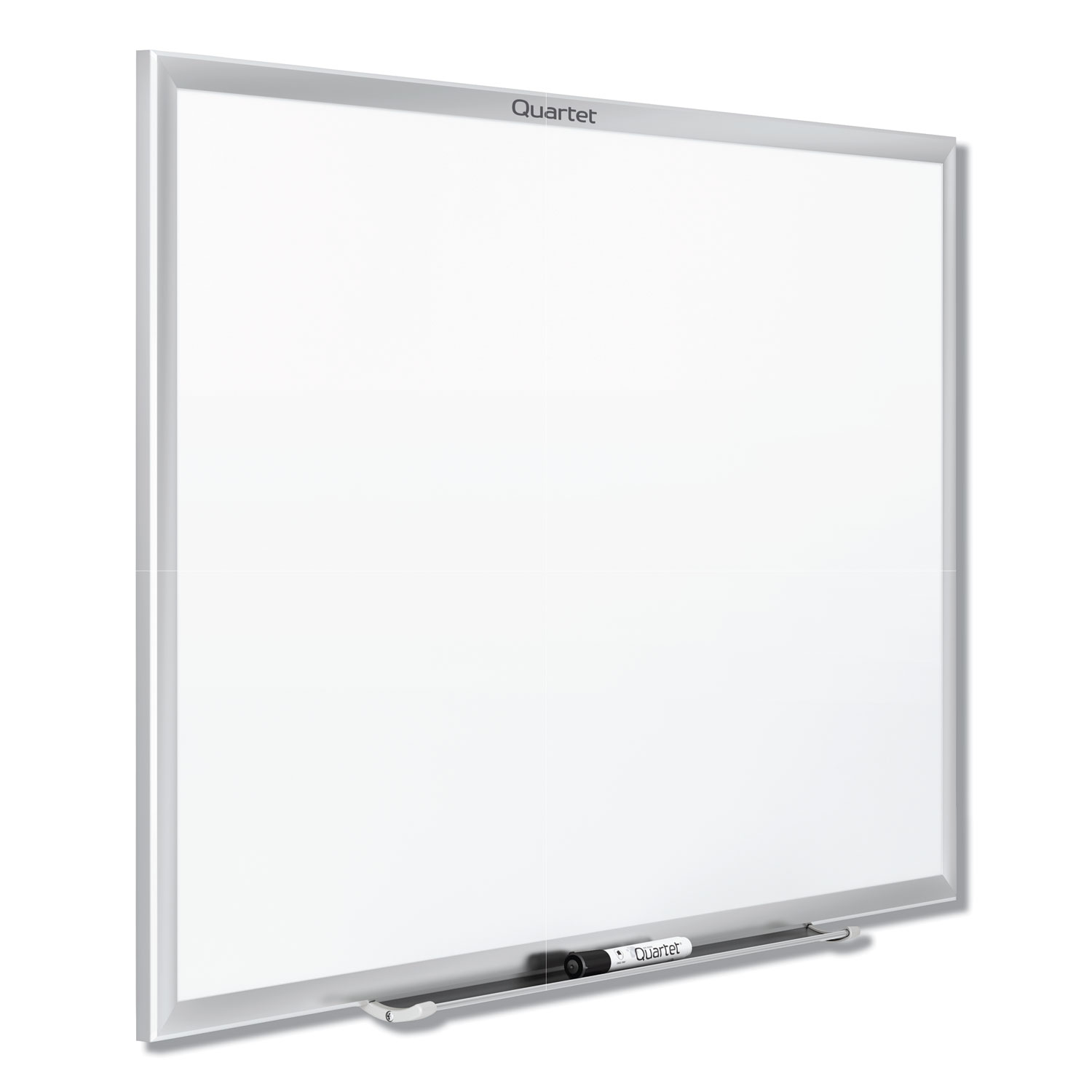 Picture of Classic Series Total Erase Dry Erase Board, 48 x 36, Silver Aluminum Frame