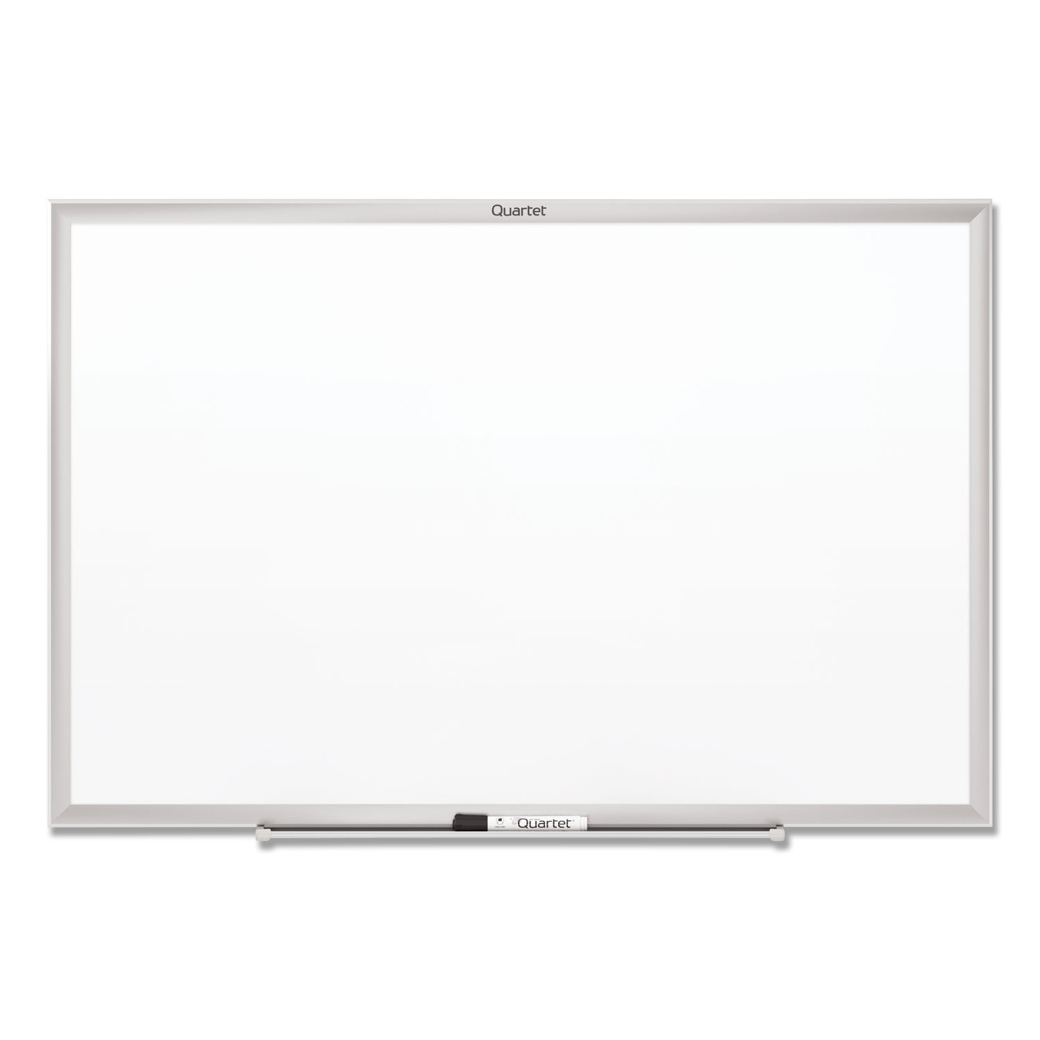 Picture of Classic Series Total Erase Dry Erase Board, 96 x 48, Silver Aluminum Frame