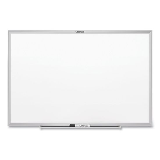 Picture of Classic Series Nano-Clean Dry Erase Board, 36 x 24, Silver Frame