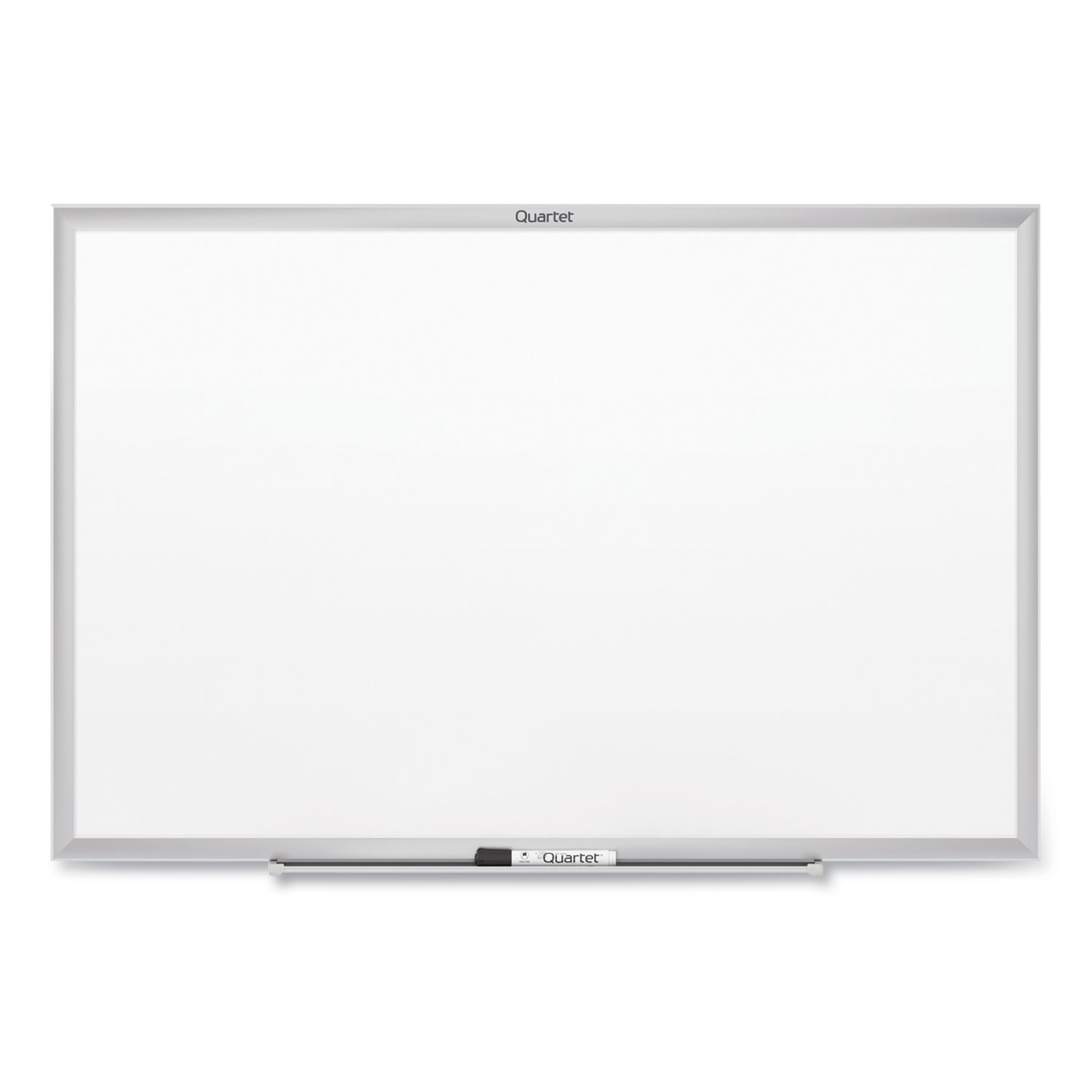 Picture of Classic Series Nano-Clean Dry Erase Board, 48 x 36, Silver Frame