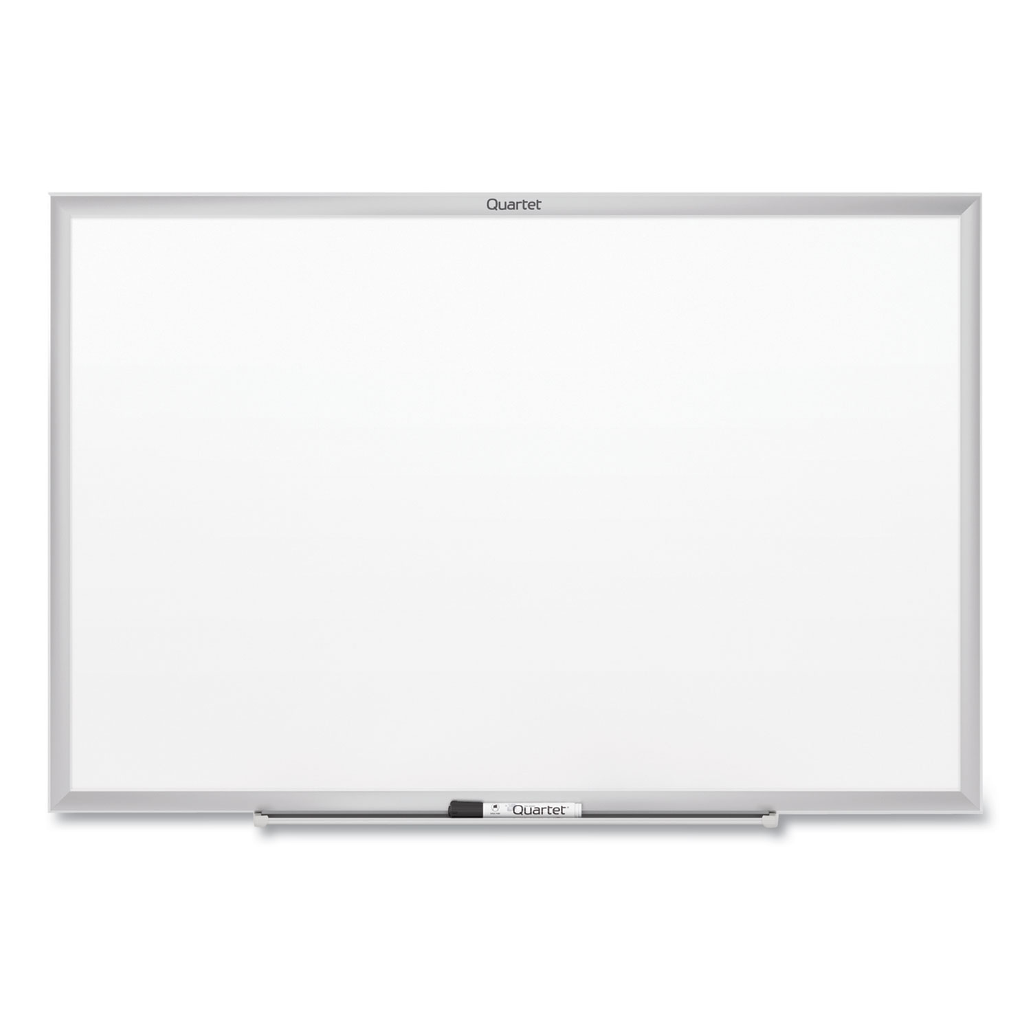 Picture of Classic Series Nano-Clean Dry Erase Board, 60 x 36, Silver Frame